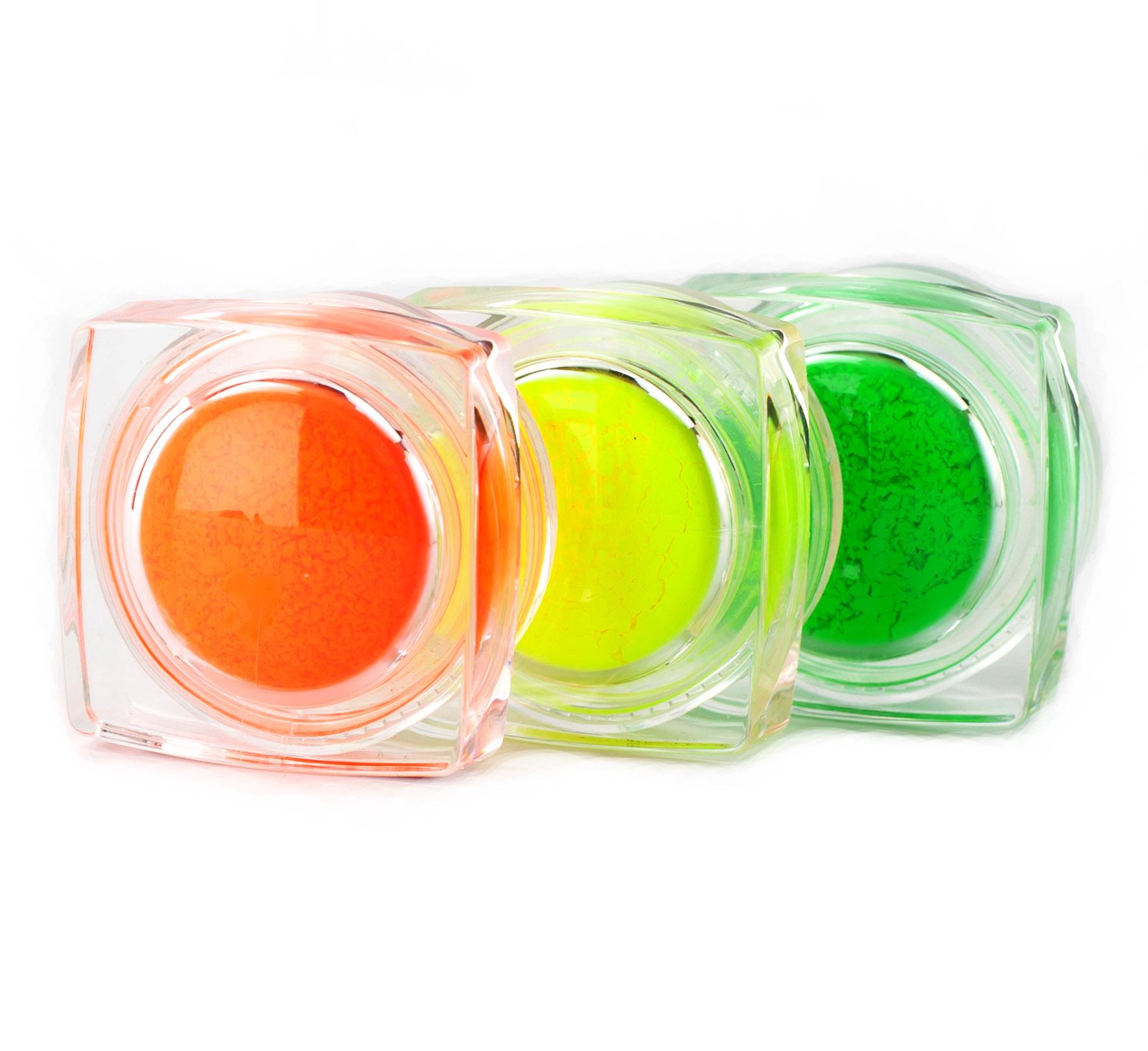 Рассыпчатая флуоресцентная пудра (Pigment Fluo) ATELIER
