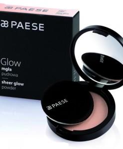 Компактная пудра с эффектом свечения PAESE