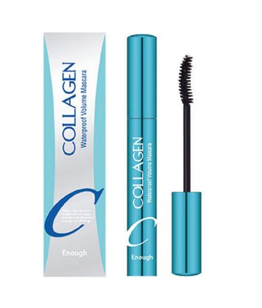 Водостойкая тушь с коллагеном (9ml) Enough Collagen Waterproof Volume Mascara